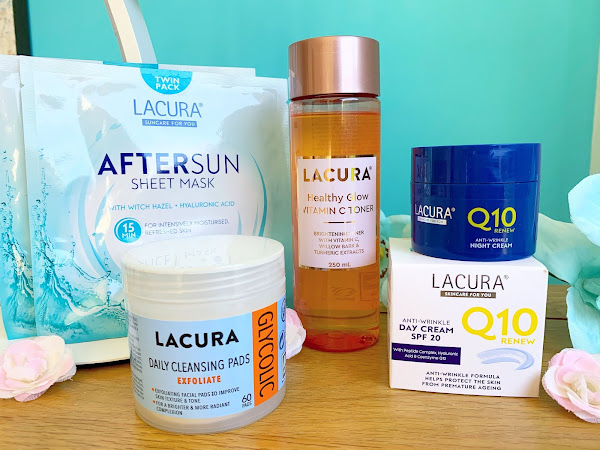 What I Bought From Aldi's Beauty Brand Lacura
