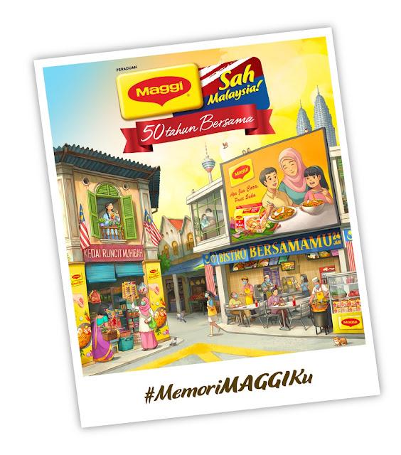 Celebrating 50 Years Of MAGGI Memories In Malaysia With The Return Of MAGGI Sah Malaysia