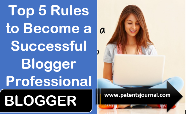 top-5-rules-to-become-successful-blogger-professional