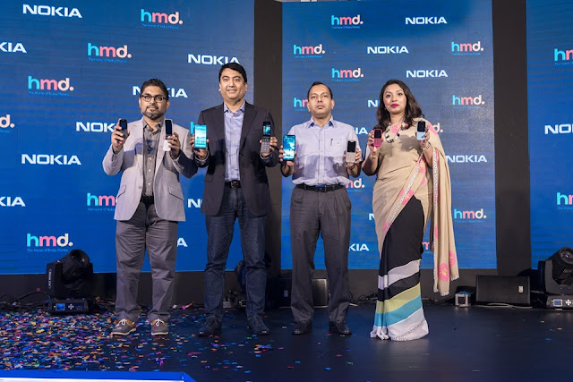 Nokia Mobile Bangladesh Launch