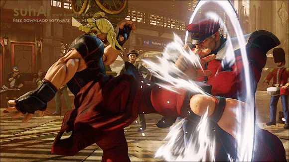 Free download game pc Street Fighter V Deluxe Edition full version game terbaru full update dlcs plus crack latest version game in 2017 multiplayer online www.akangsuhar.com