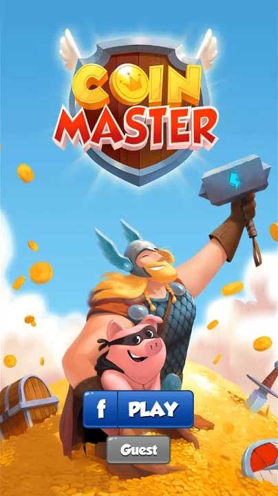 Coin Master: Quay miễn phí và tiền xu [Liên kết hàng ngày]