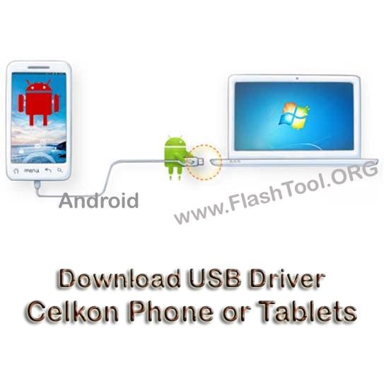 Download Celkon USB Driver