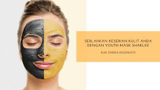 Langkah Demi Langkah Penggunaan Youth Mask