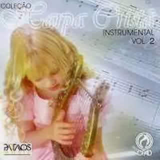 Patmos Music-Coleção Harpa Cristã Instrumental-Vol 2-