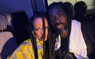 Rihanna Join Buju Banton On His Show In Barbados This Weekend