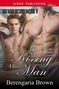 Kissing His Man by Berengaria Brown