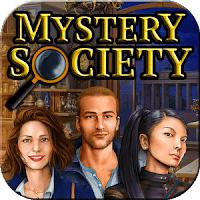 Hidden Object Mystery Society Unlimited (Gems - Coins) MOD APK