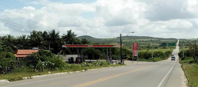 Em Olho D'Água do Casado, em menos de dois  meses, Posto de Combustíveis é assaltado pela  terceira  vez