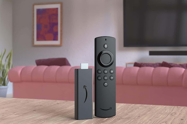 Amazon Launched Echo products- Ring, Echo Show 10, Fire TV Stick