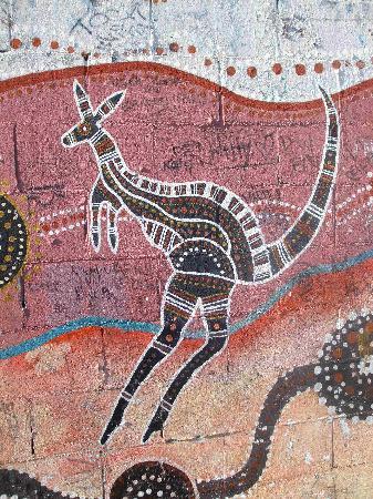 Digitalart Hillwood Aboriginal Art Examples