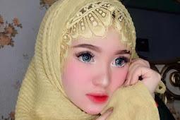 Cantik seperti Boneka Barbie, Gimana Ya Wajah Wanita Asal Aceh Ini Tanpa Make Up?