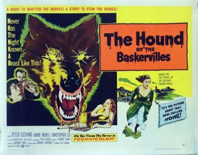 Poster - The Hound of the Baskerville