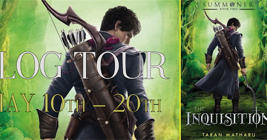 Addicted Readers:  Blog Tour: Guest Post + Giveaway: The Inquisition by Taran Matharu