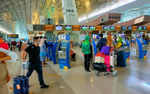 PSC, Dongkrak Jumlah Penumpang Di Bandara Saat Libur Panjang