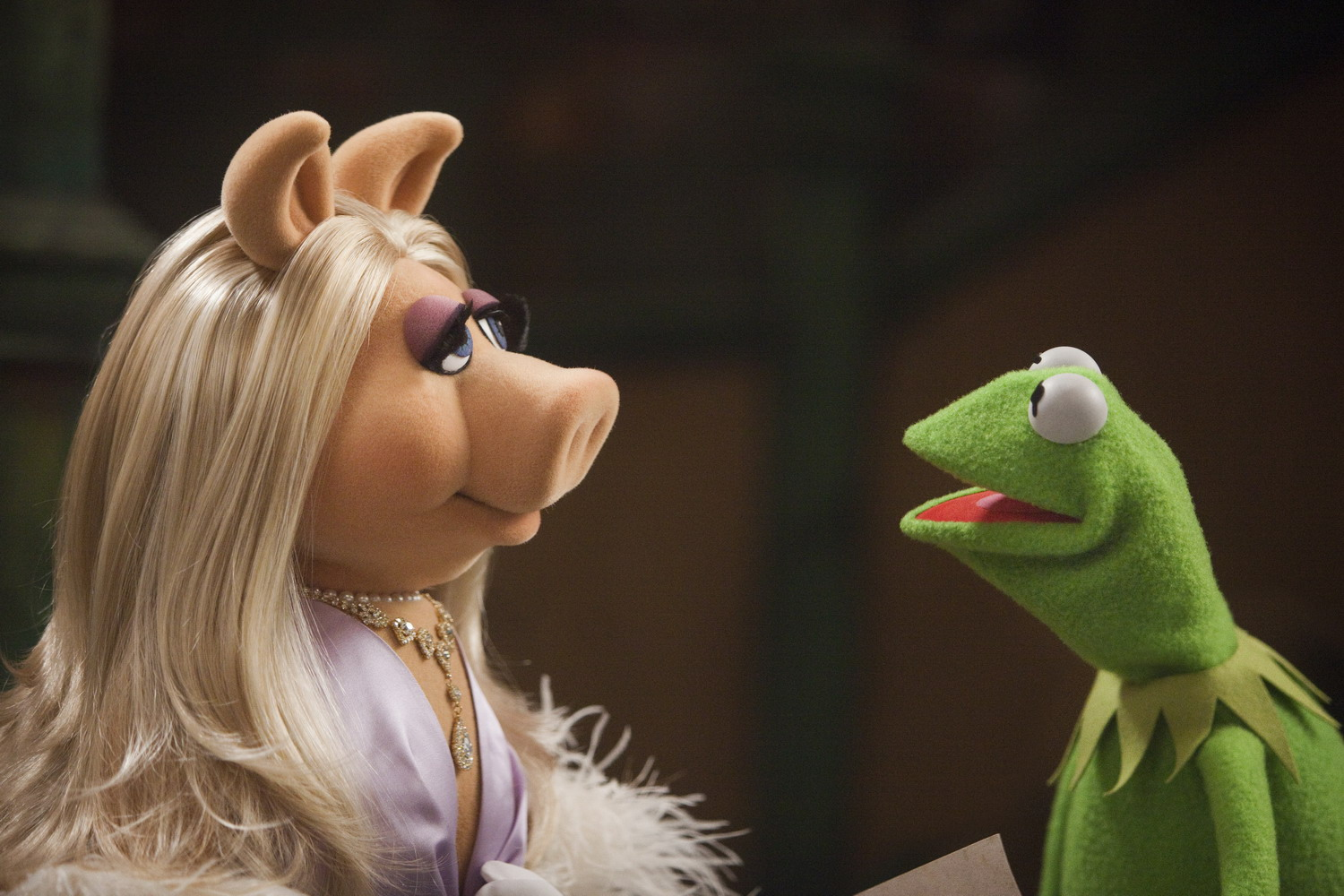 Kermit the Frog and Mi...