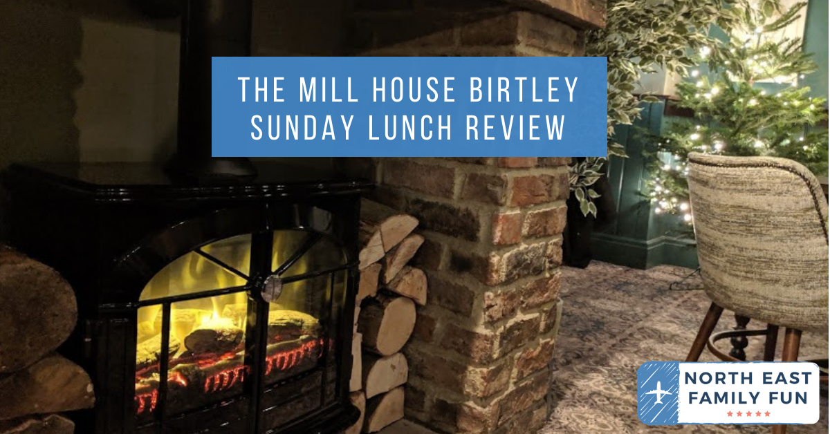 The Mill House Birtley Menu & Review