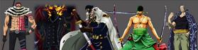 ONE PIECE:Bukan Zoro Yang Terkuat!-Tangan Kanan Gokou Terkuat Hingga Terlemah