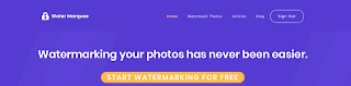 Share your Photos with the Water Marquee Community