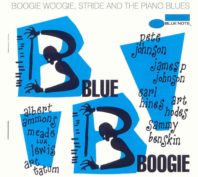 egroj world: VA • Blue Boogie: Boogie Woogie, Stride And The Piano Blues