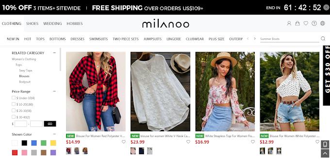 Milanoo The Best Choice Online Fashion Shop