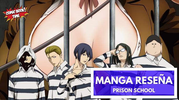 Manga reseña: 'Prison School',  erotismo y mucho humor | Editado por Ivrea Editorial