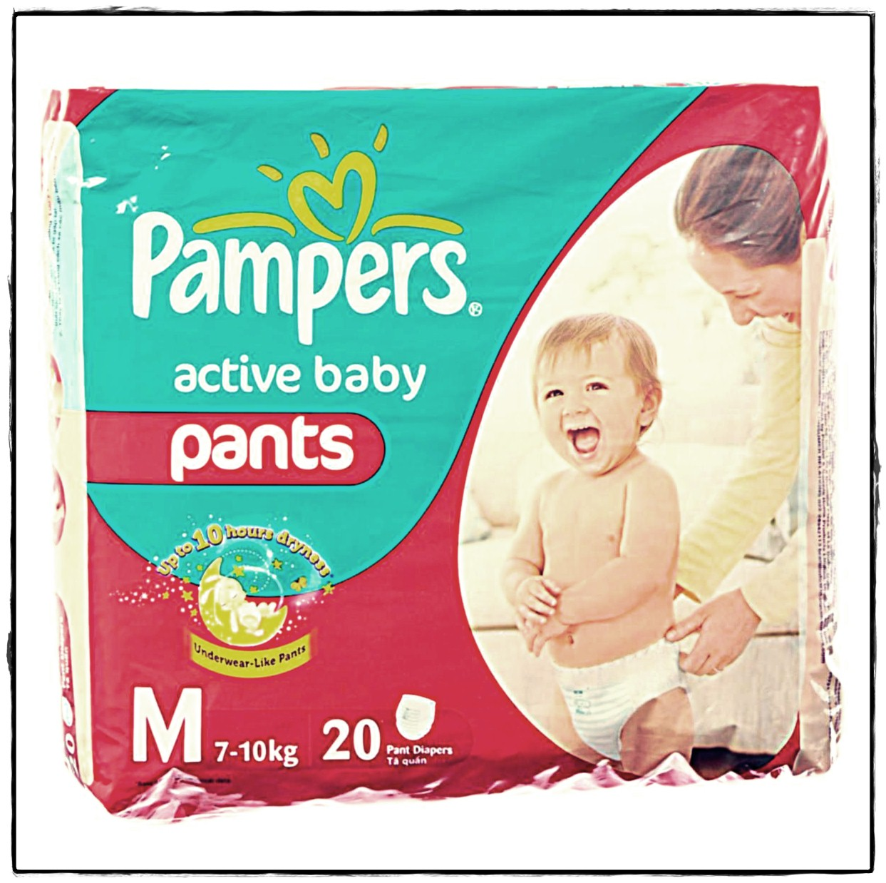 Share My World January 2013 Mamypoko Standar Popok Pants Xl 20 Pulau Jawa Only Pampers Active Baby