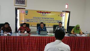 Ini Selengkapnya Nama Anggota PPK Untuk Pilkada Kabupaten Dompu 2020