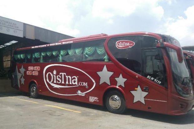 SPAD Gantung Lesen, Permit Bas Qistina Express