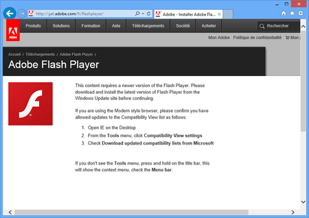 Player adobe latest download mac flash free version for