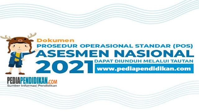 Download Dokumen POS ASESMEN NASIONAL 2021