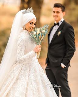 فساتين زفاف العروسة