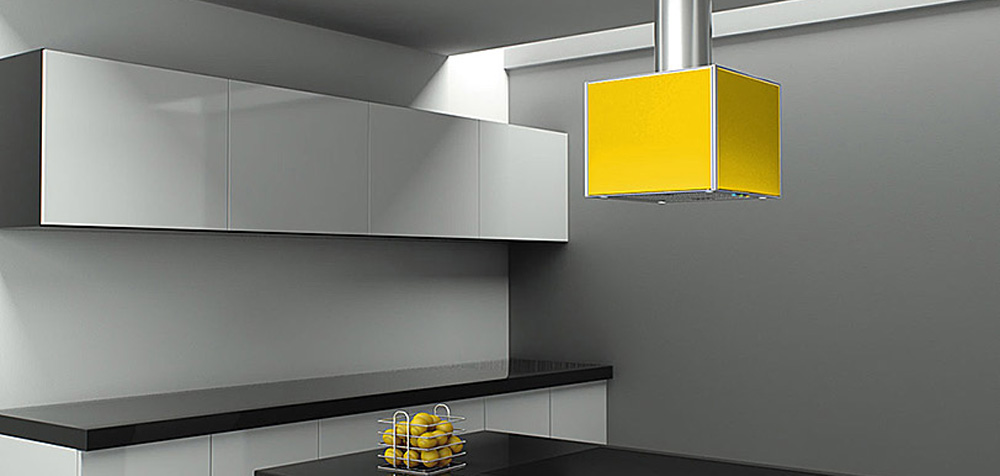 hotte design pour lot i 435 pando. Black Bedroom Furniture Sets. Home Design Ideas