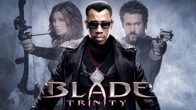 Blade 3: Trinity (2004) - Trailer si detalii