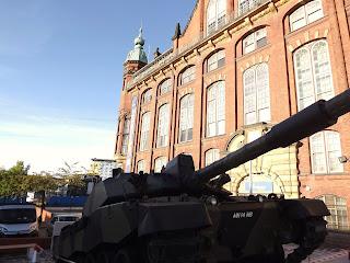 Challenger Tank Newcastle