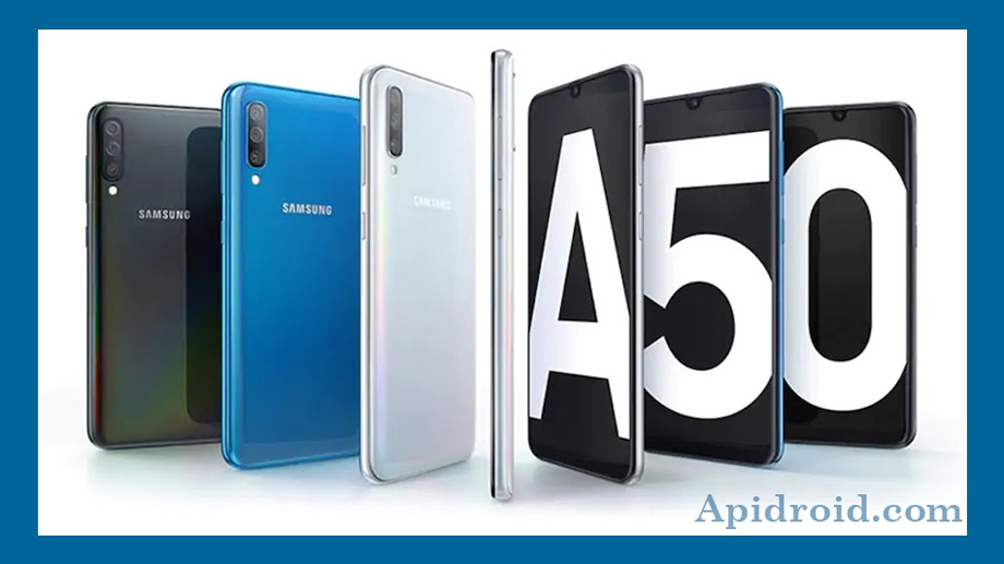 Samsung Galaxy A50 February 2021 Android Security Patch update