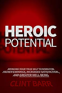 Heroic Potential: Bringing Your True Self to Work for Higher Earnings - book promotion services