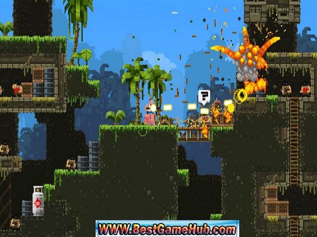 Broforce Full Version Steam Games Free Download