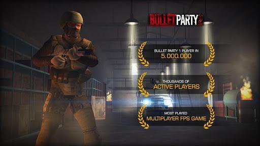 pada kesempatan kali ini admin akan membagikan sebuah game android mod terbaru yang berge Bullet Party CS 2 : GO STRIKE v1.2.2 Mod Apk (Unlimited Money+Ammo)