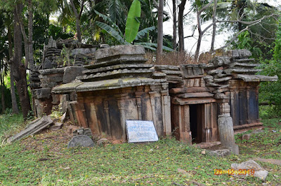 Sri Hoysaleshwara Swamy temple, Tenginghatta