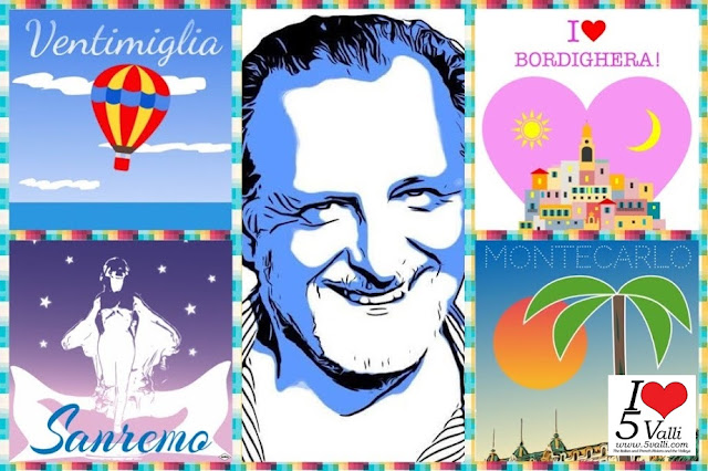 5 Valli, Enzo Iorio firma le illustrazioni della newsletter