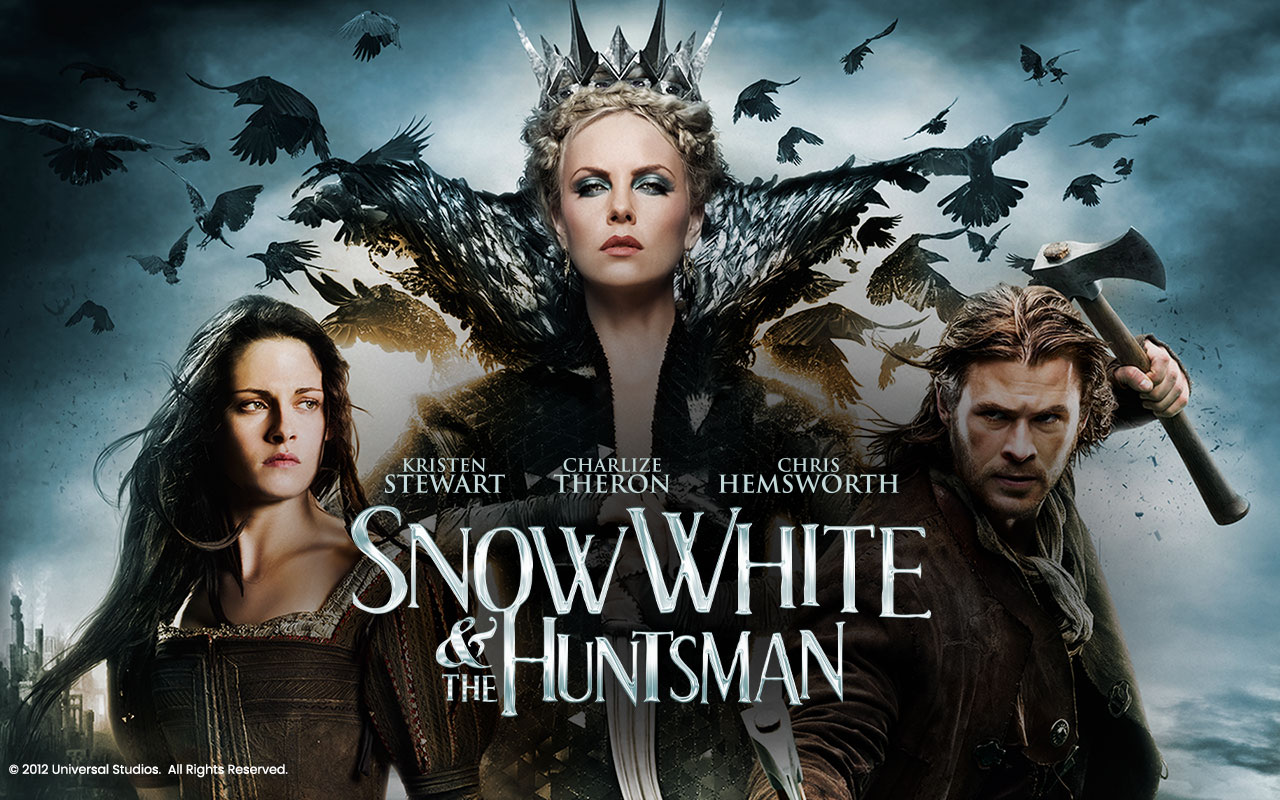 The Huntsman And Snow White
