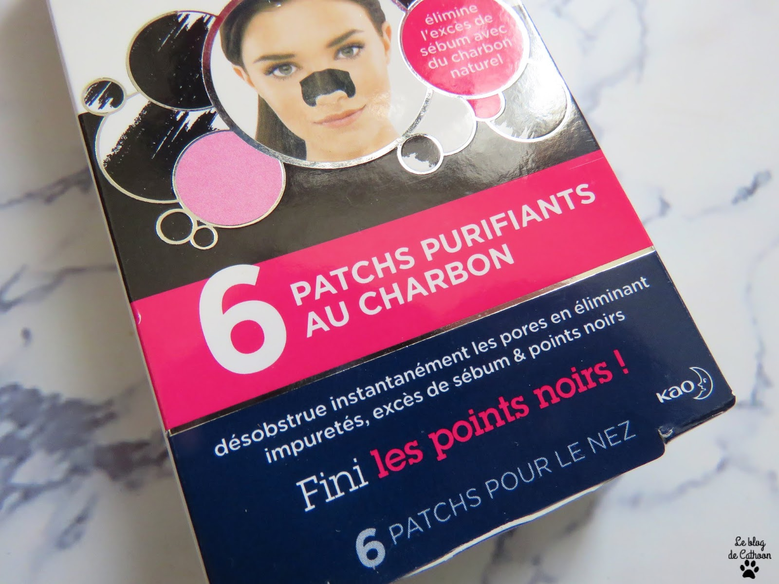 Bioré Patch Au Charbon Anti Points Noirs