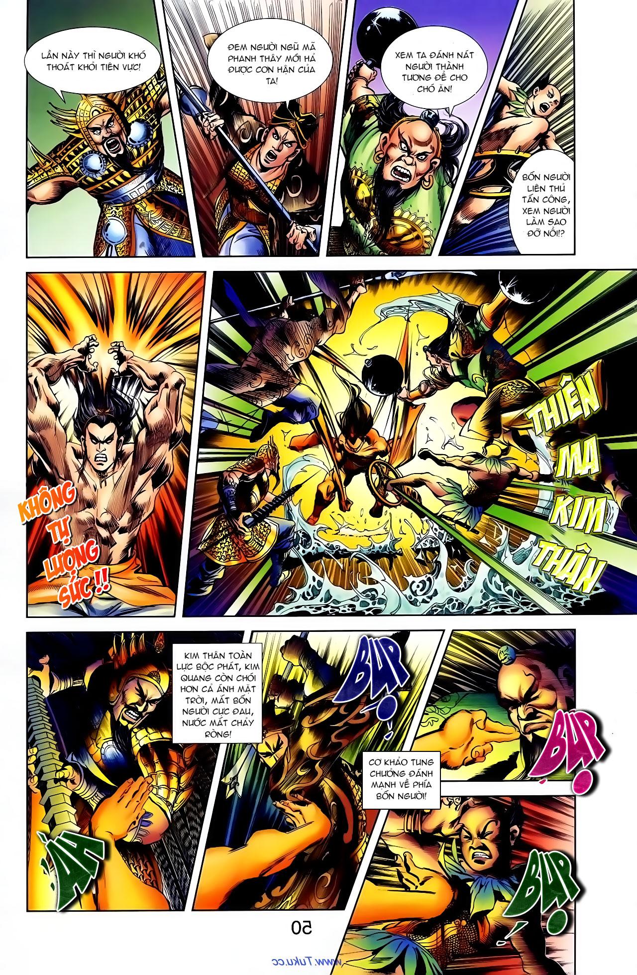 Cơ Phát Khai Chu Bản chapter 103 trang 24