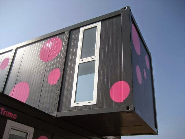 Small House made of Shipping Container
