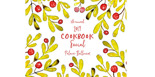 Meet the Authors: 2017 Cookbook Social celebrates 11 years in Seattle