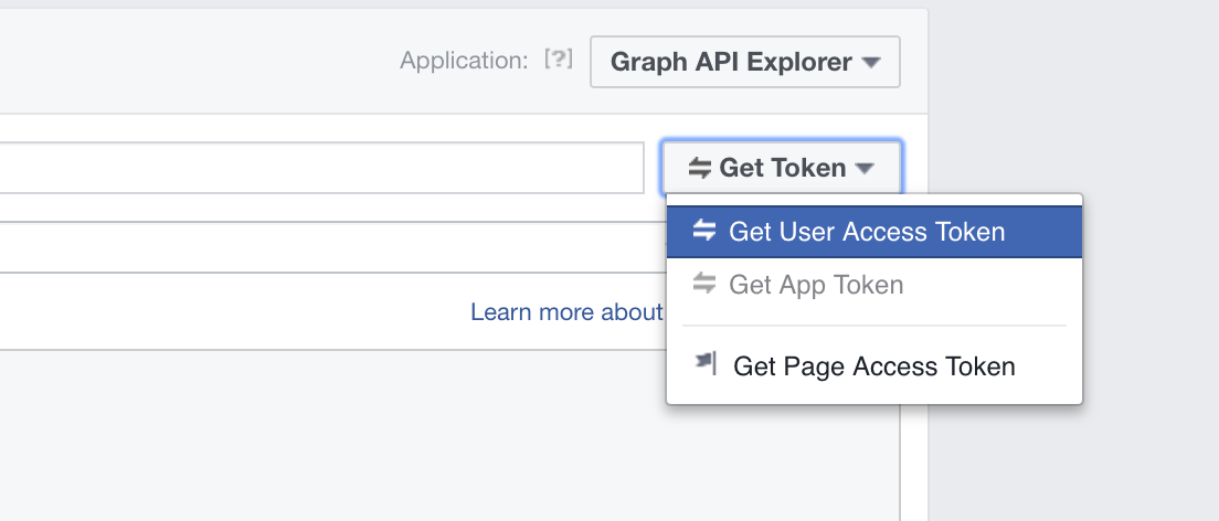 Facebook Page Access Token
