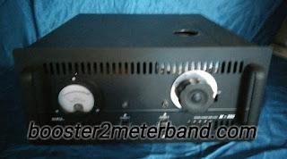 Jual Booster 2 Meter Band Tabung VHF
