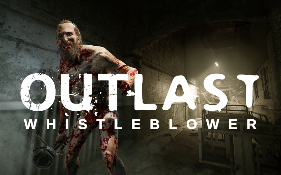 Outlast Whistleblower Download Poster