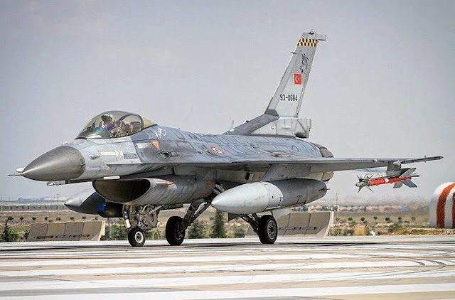 Ο κορωνοϊός «χτύπησε» την τουρκική Πολεμική Αεροπορία-Καθηλωμένα πολλά αεροσκάφη